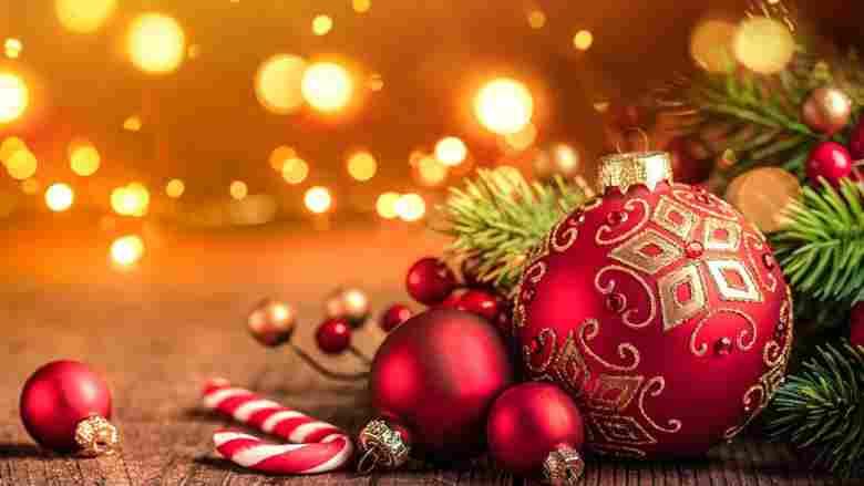 Pandemiapäällikön joulutervehdys